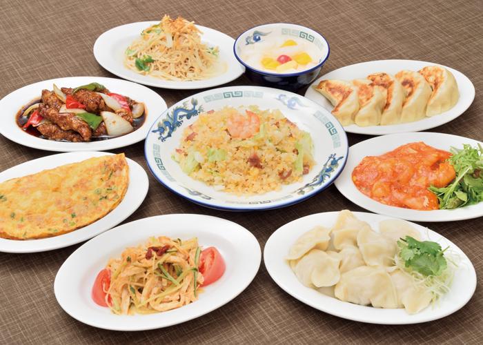 イクスピアリの中華レストラン青龍門のおすすめメニューは?